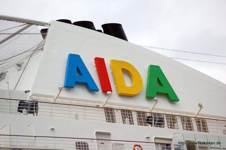 'Aida' aus dem Reiseblog 'Tipp: Das Buchen von Kreuzfahrten ist Vertrauenssache'