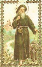 SANTINO HOLY CARD SAN ROMEDIO - EREMITA