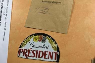 ¿Qué meten los franceses en el sobre de sus votos nulos?