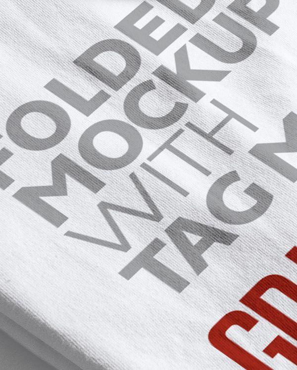 Download Free Folded T Shirt Mockup Psd Psfiles Tshirt Mockup Shirt Mockup Mockup Psd