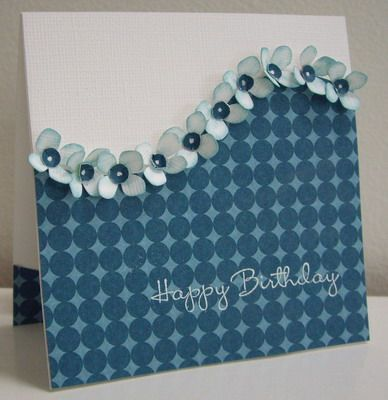 Stamping with Loll: Wave of Blooms