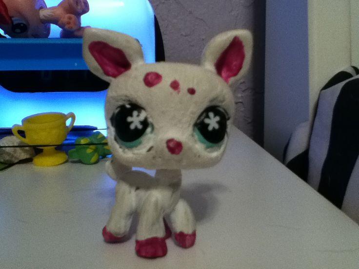 My Custom Lps Littlest Pet Shop Pinterest Custom Lps