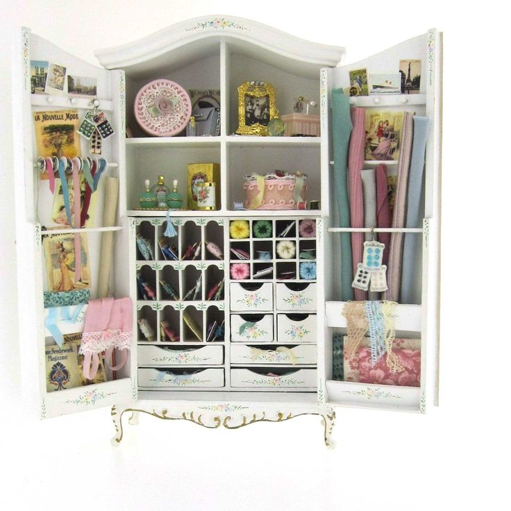 Pinterest Craft Storage