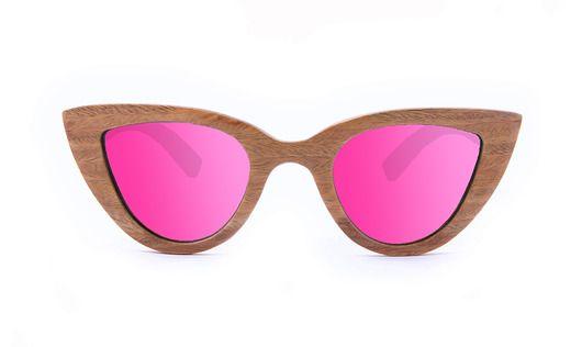 okulary-VIRGIL / Sandałowiec / Watermelon