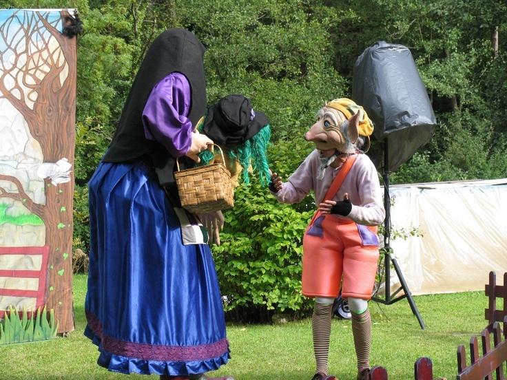 Teatro infantil--Feria Textil (2009)