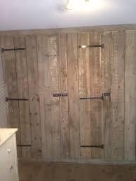 kastdeuren van steigerhout - Google zoeken