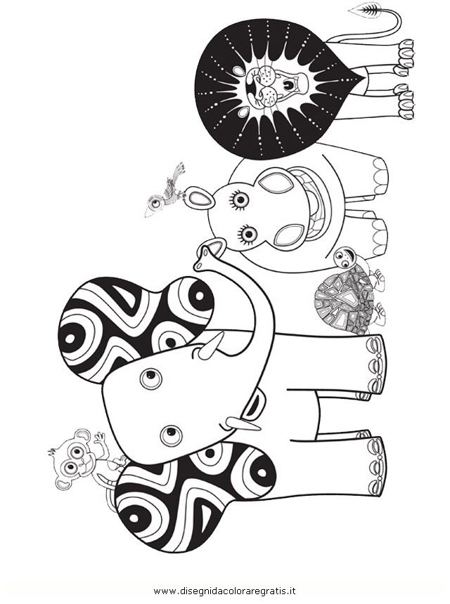 tinga tinga tales coloring pages - 197 best images about stuff to print on pinterest the