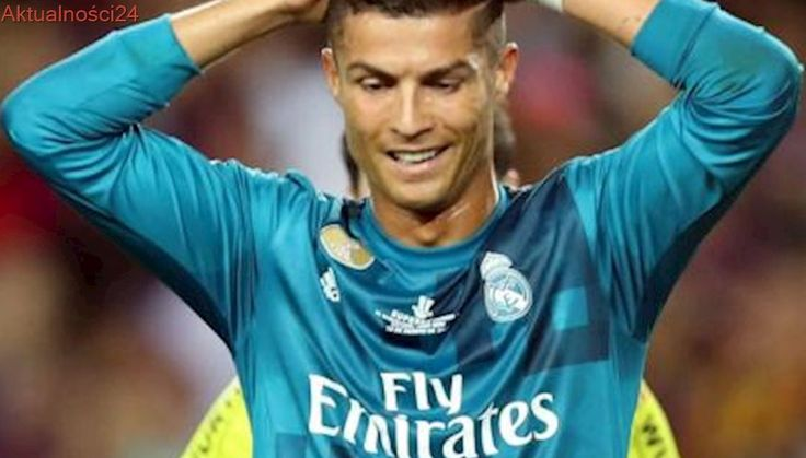 Liga hiszpańska: Aktu łaski nie było. Kara dla Cristiano Ronaldo utrzymana