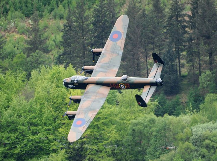 Brothers restore a WW II Lancaster bomber as a memorial