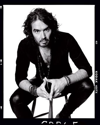Russell Brand's Road to Radical Change | Vanity Fair  Very nice face and a good article to boot!