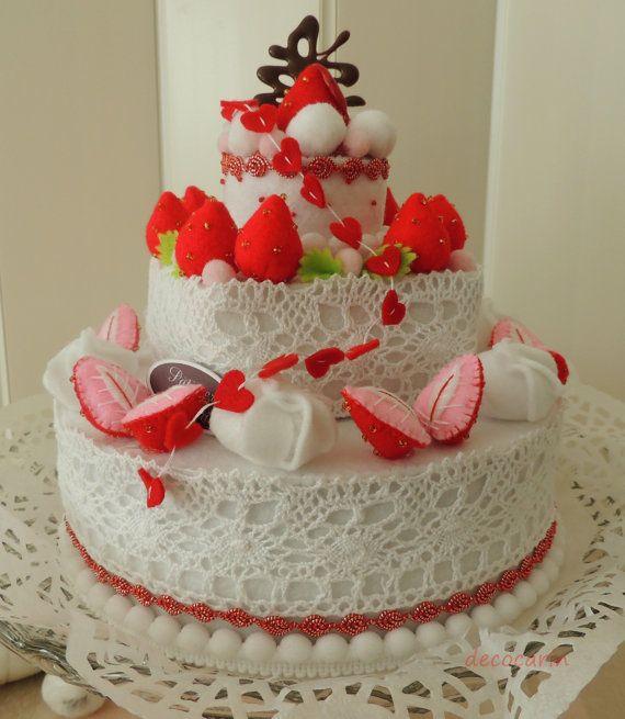 Felt Cake ^ Yummy