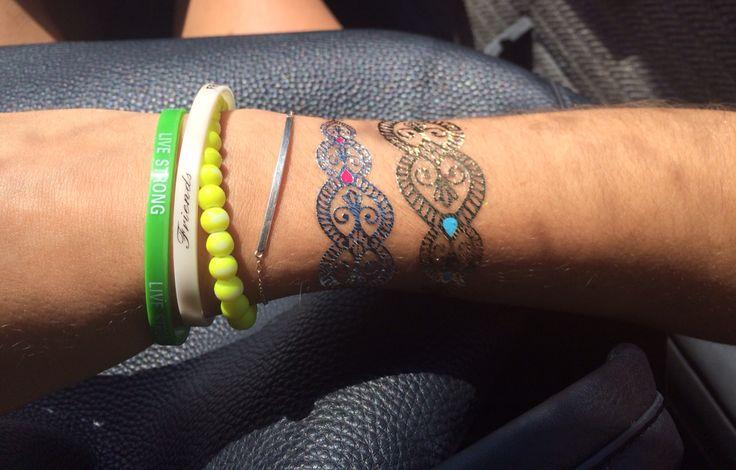Flash tattoos.. In love!