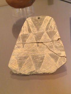 """Tocho T8: Los ojos de la """"diosa"""": ídolos placa e ídolos cilíndricos oculados de la Península Ibérica (IV-II milenios aC)"""