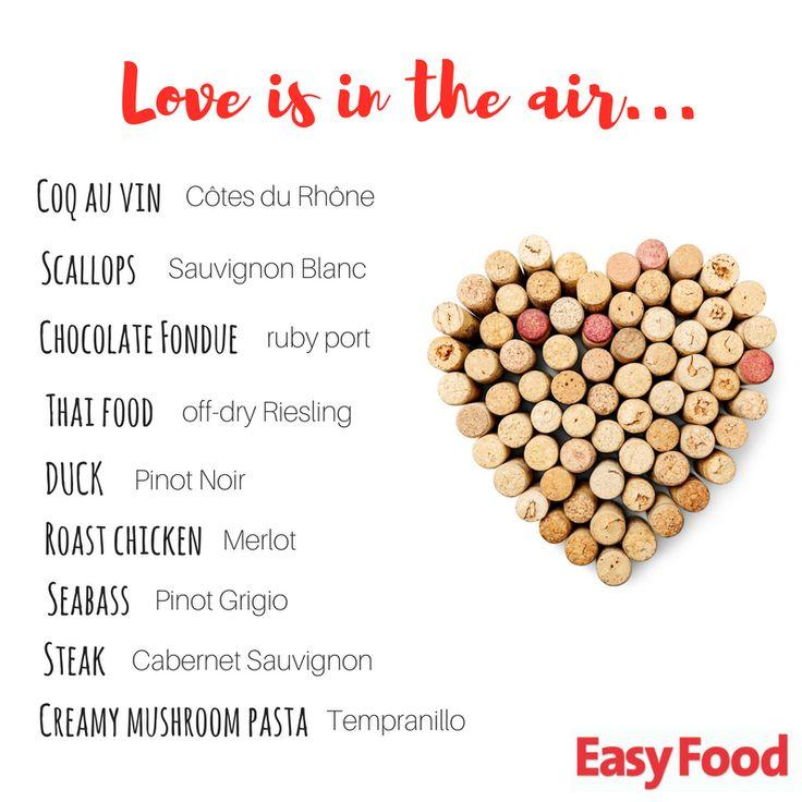 Planning on eating in tonight? #valentinesday #wine #winenight #dinner