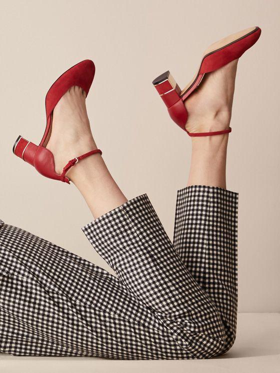vestir de más la Massimo y sandalias botines Descubra piel en zapatos colección mules xl AW17 de zapatos Los de botas Dutti de tacón sofisticados mujer ywfa1TFqA