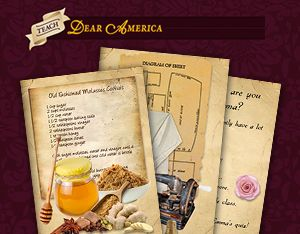 "Dear America: Civil War Activities. Scholastic's website offers interactive activities related to the Civil War that describe life during that time as well as how the Civil War impacted America. For example, ""A Room In Time"" is an interactive game where students can create their own typical Civil War room in Gettysburg, Pennsylvania.  By: Bevan M."