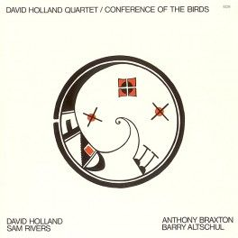 David+Holland+Conference+Of+The+Birds+LP+180+Gram+Audiophile+Vinyl+ECM+1027+Pallas+Germany+2017+EU+-+Vinyl+Gourmet