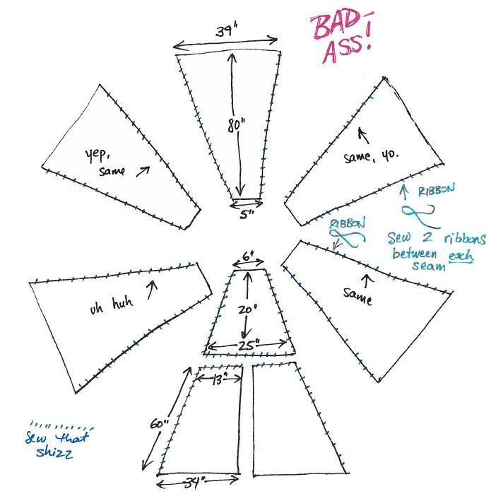 25 best ideas about teepee pattern on pinterest diy for Teepee craft template