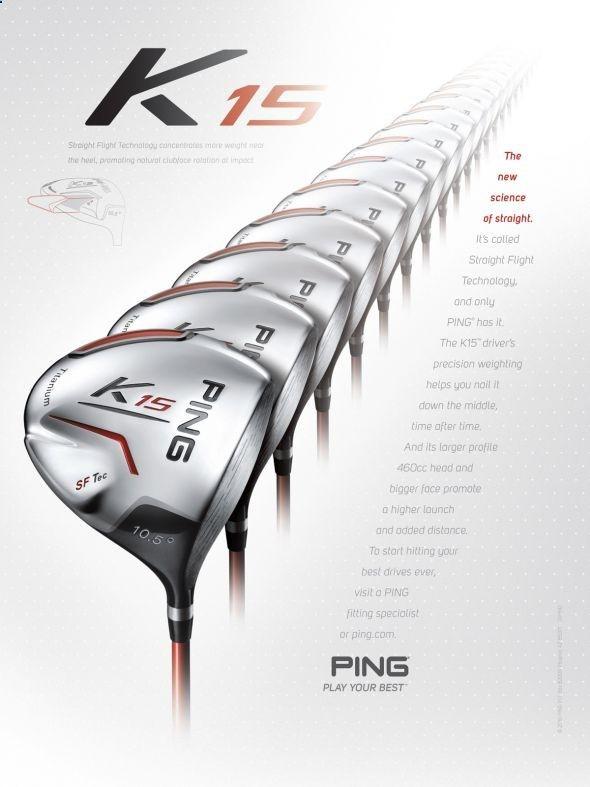 Golf Driver - Ping Golf: Driver