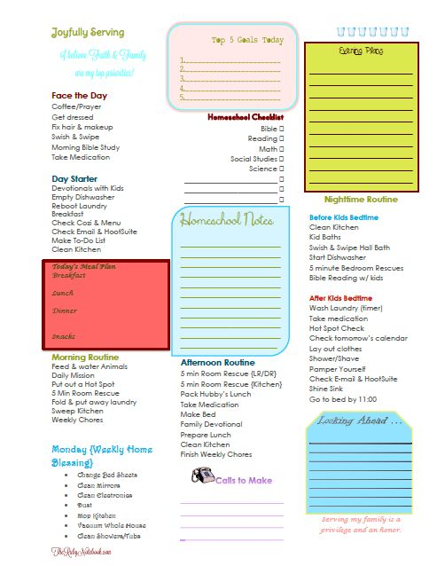 278 best Daily Routines, Chore Charts, Family Rules, etc images on - daily routine chart template