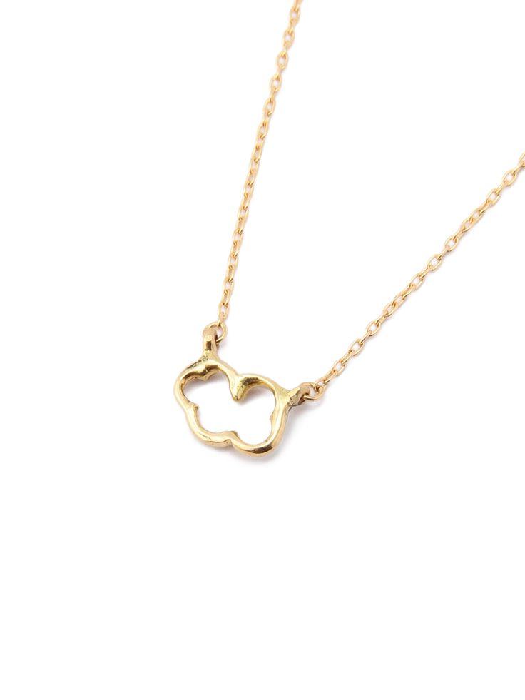 roomsSHOP|ileava jewelry 「ラーニ」雲のネックレス|ネックレス|126999|Shops|公式通販 アッシュ・ペー・フランスモール