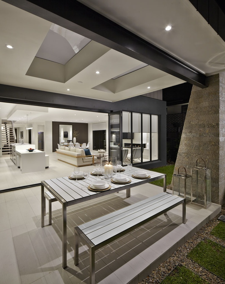 54 best alfresco backyard designs images on pinterest backyard deck designs backyard. Black Bedroom Furniture Sets. Home Design Ideas