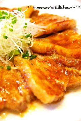 夏バテ予防に☆醤油麹で簡単スタミナ焼き豚