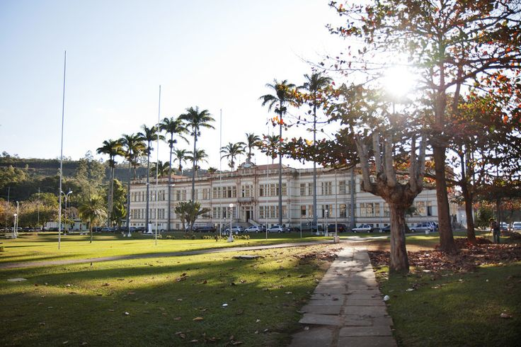 Universidade Federal de Viçosa. | 12 faculdades brasileiras ridiculamentes bonitas