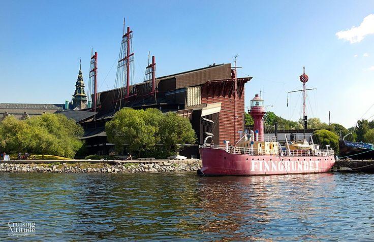 Stockholm - View of the Vasa Museum - Cruising Attitude Sailing Blog   Discovery 55