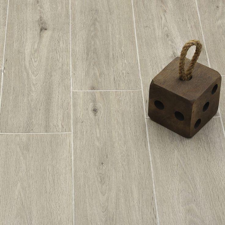Milano - Grey Elm LVT Flooring - Flooring Superstore