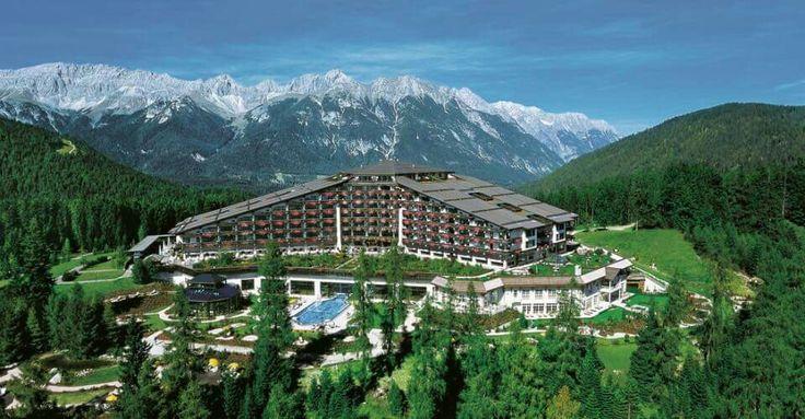 Interalpen-Hotel Tyrol (Autriche/Telfs) : voir les tarifs, 83 avis et 874 photos