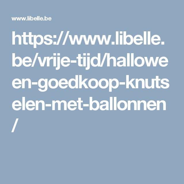 https://www.libelle.be/vrije-tijd/halloween-goedkoop-knutselen-met-ballonnen/