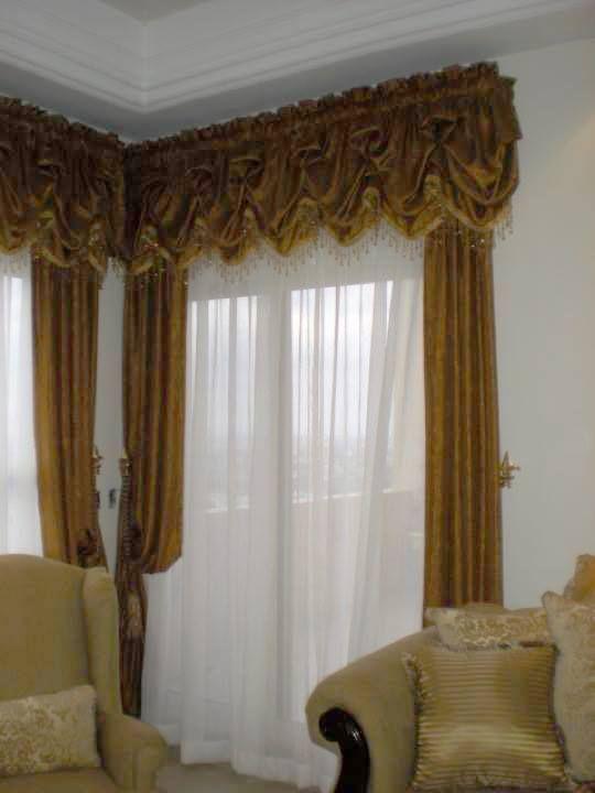 M s de 25 ideas fant sticas sobre cortinas cl sicas en for Cortinas clasicas elegantes