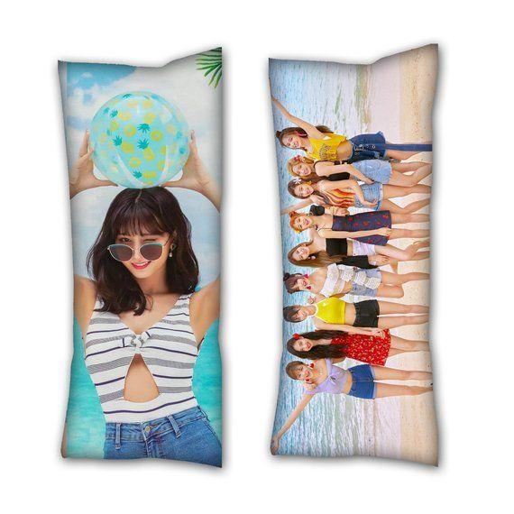 Momo Body Pillow
