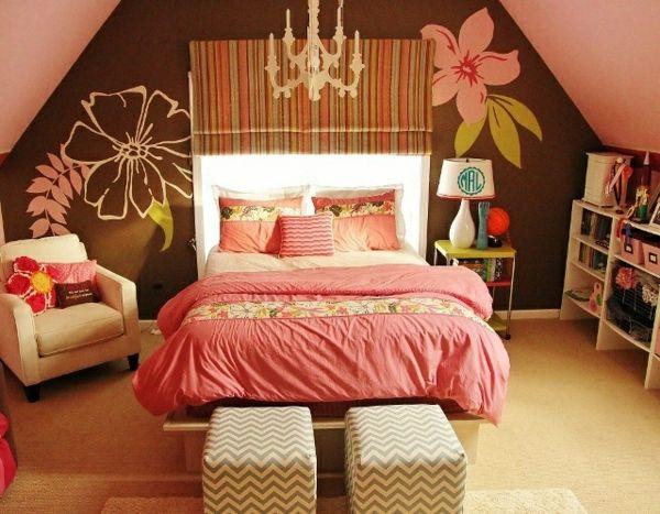 Jugendzimmer gestalten 100 faszinierende ideen for Bett gestalten