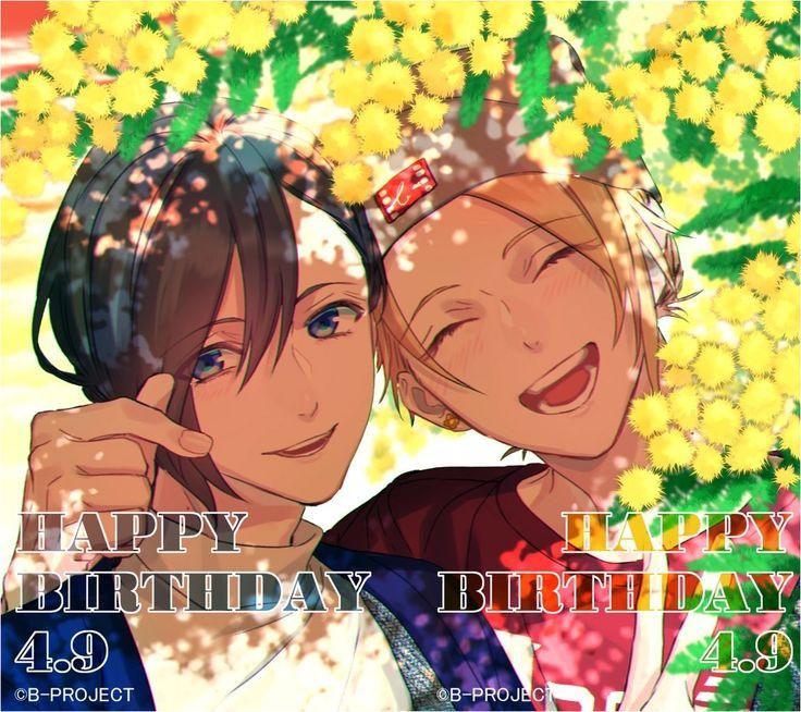 Happy Birthday! 寺光唯月&寺光遙日 B-PROJECT #Bプロ