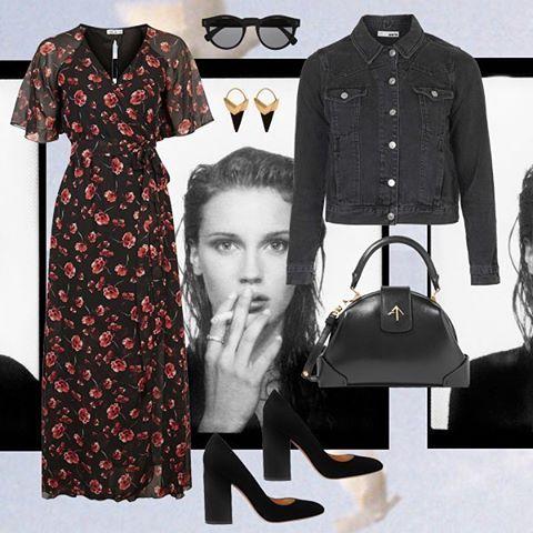 Outfits Of Wisdom // Τα ωραιότερα φορέματα κάτω από 50 ευρώ (link in bio) #madamefigarogr #ootd #fashion #outfitsofwisdom by @evmorfi_a