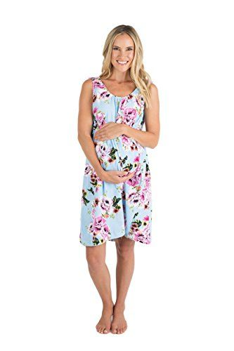 d56f323859 Baby Be Mine 3 in 1 Labor Delivery Nursing Hospital Gown ...