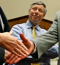 GOP Energy Chair Received Last-Minute Big Oil Donations After Hinting Oil Subsidies Could End:  Interestingly, when Fred Upton said he would look at oil subsidies, Big Oil sent last-minute contributions to the candidate. New campaign filings show that since Upton made his comment early in October, he received several new donations from oil companies--he has received nearly $450,000 from the oil and gas industry over his career in the House (Center of Responsive Politics reports).
