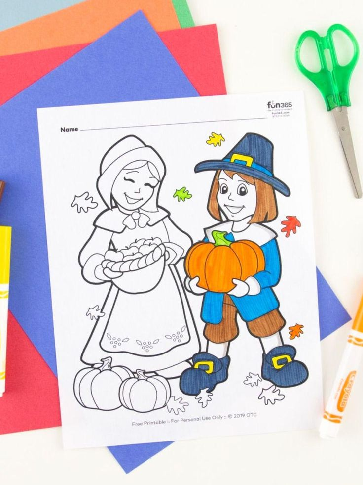 14++ Oriental trading coloring pages thanksgiving trends