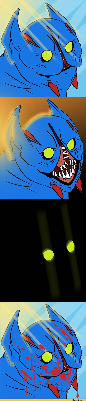 Night Stalker,Dota,фэндомы,Dota Comics,песочница