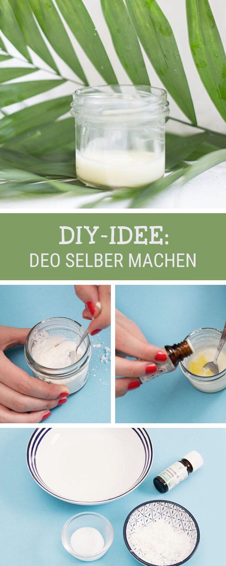 Beauty-DIY für mehr Nachhaltigkeit: Wir zeigen Dir, wie Du Dir Dein Deo einfach selbermachst / beauty inspiration: how to make your own deodorant via DaWanda.com