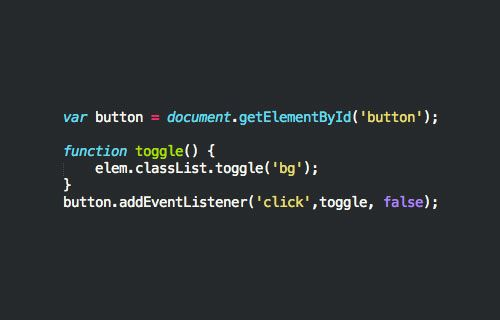 Adding and Removing HTML Classes Upon Request With jQuery.. #jquery #html5