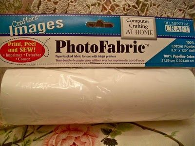 When I do pillows I use this pretreated fabric from JoAnnes. You print, wash, and then sew. It holds the color and is washable. It costs about $17.00 with your 40% off coupon. The limitation is that it only comes in white.