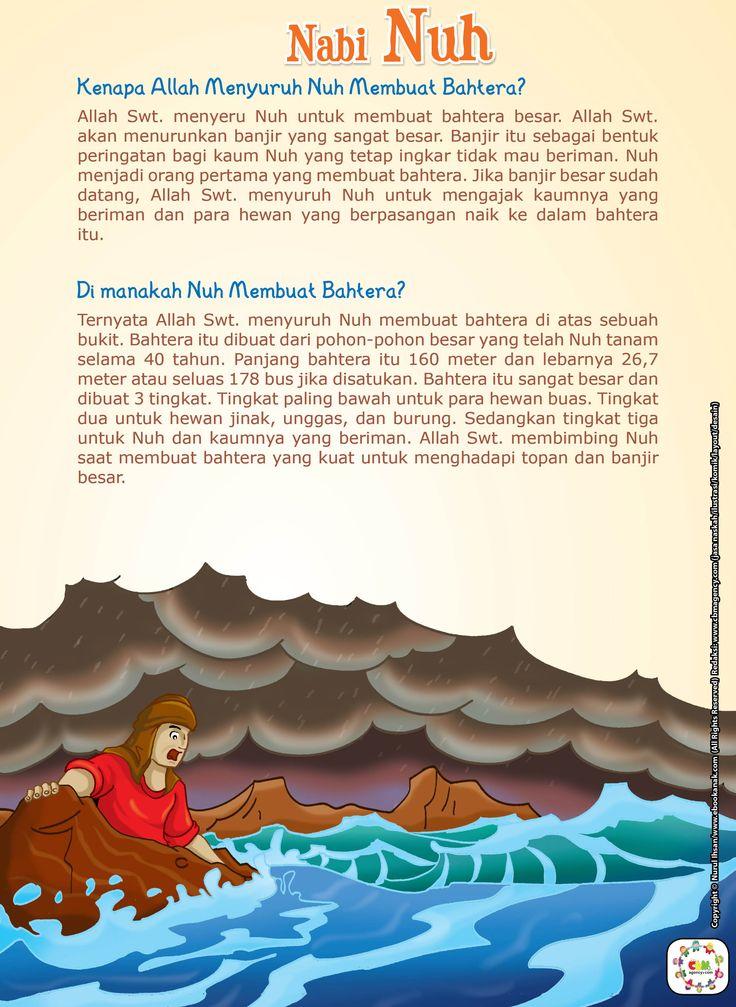 Di Manakah Nuh Membuat Bahtera