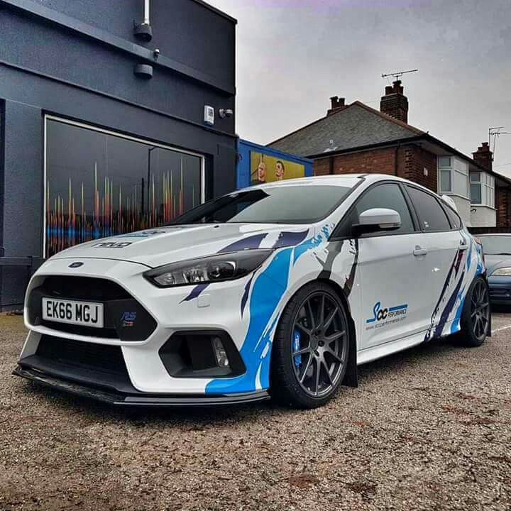 Ford focus rs & 1170 best Ford performance images on Pinterest | Ford focus Mk1 ... markmcfarlin.com