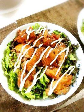 簡単♪「焼き鳥丼」鳥丼 作り方