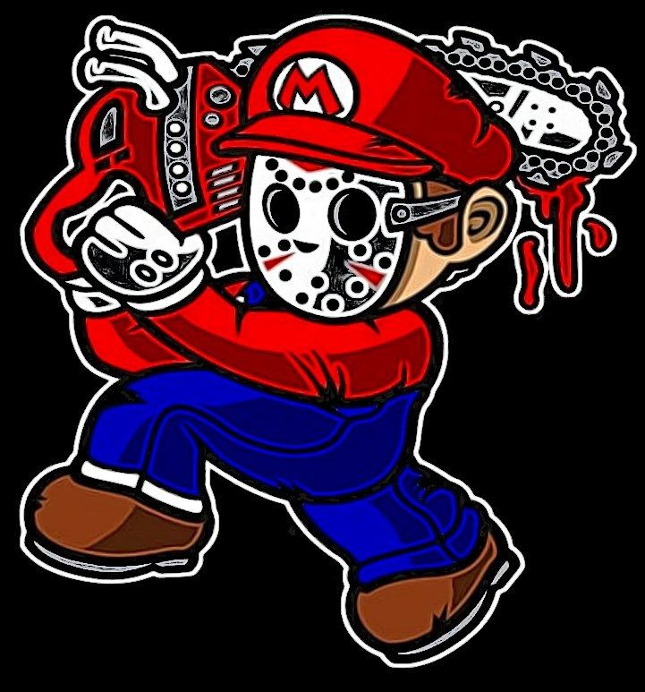 Awesome Art Art Cool Art Mario Characters