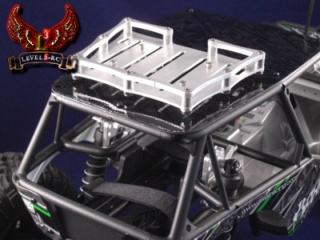 Axial Wraith | Custom Roof Rack | RC Trail Crawling Truck parts! [RR-02 CRR]