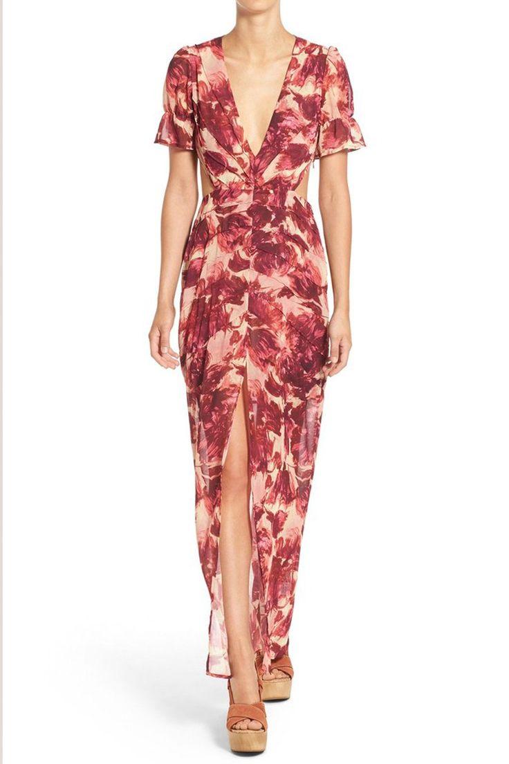 CLOVER MAXI DRESS